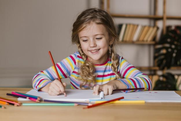 การเสริมสร้างพัฒนาการเด็กด้วยศิลปะ