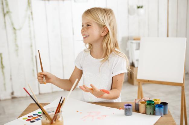 ศิลปะกับการพัฒนาเด็ก
